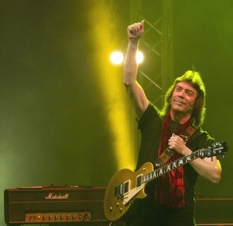Former Genesis guitarist Steve Hackett will perform songs from throughout his career at the Riviera Theatre on december 3rd.