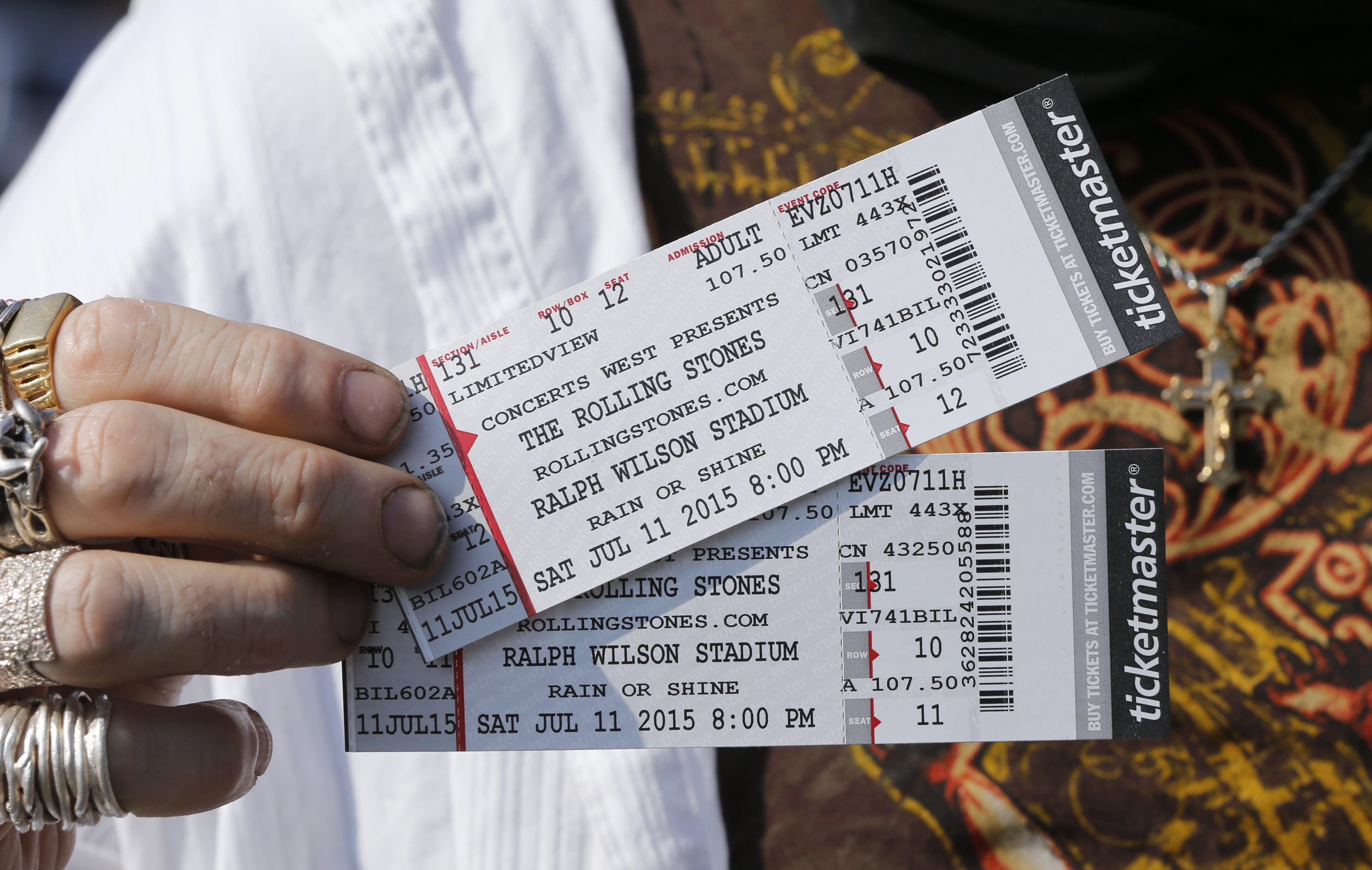 Plaintiffs in the recent Ticketmaster lawsuit were not left satisfied as the vouchers they received were not easily redeemed. (News file photo)