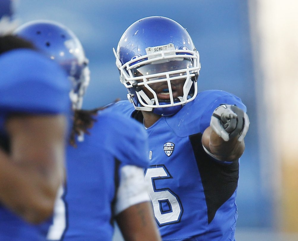 UB's Khalil Mack shined in a loss at Ohio State, and would up a first-round draft pick with the Oakland Raiders.