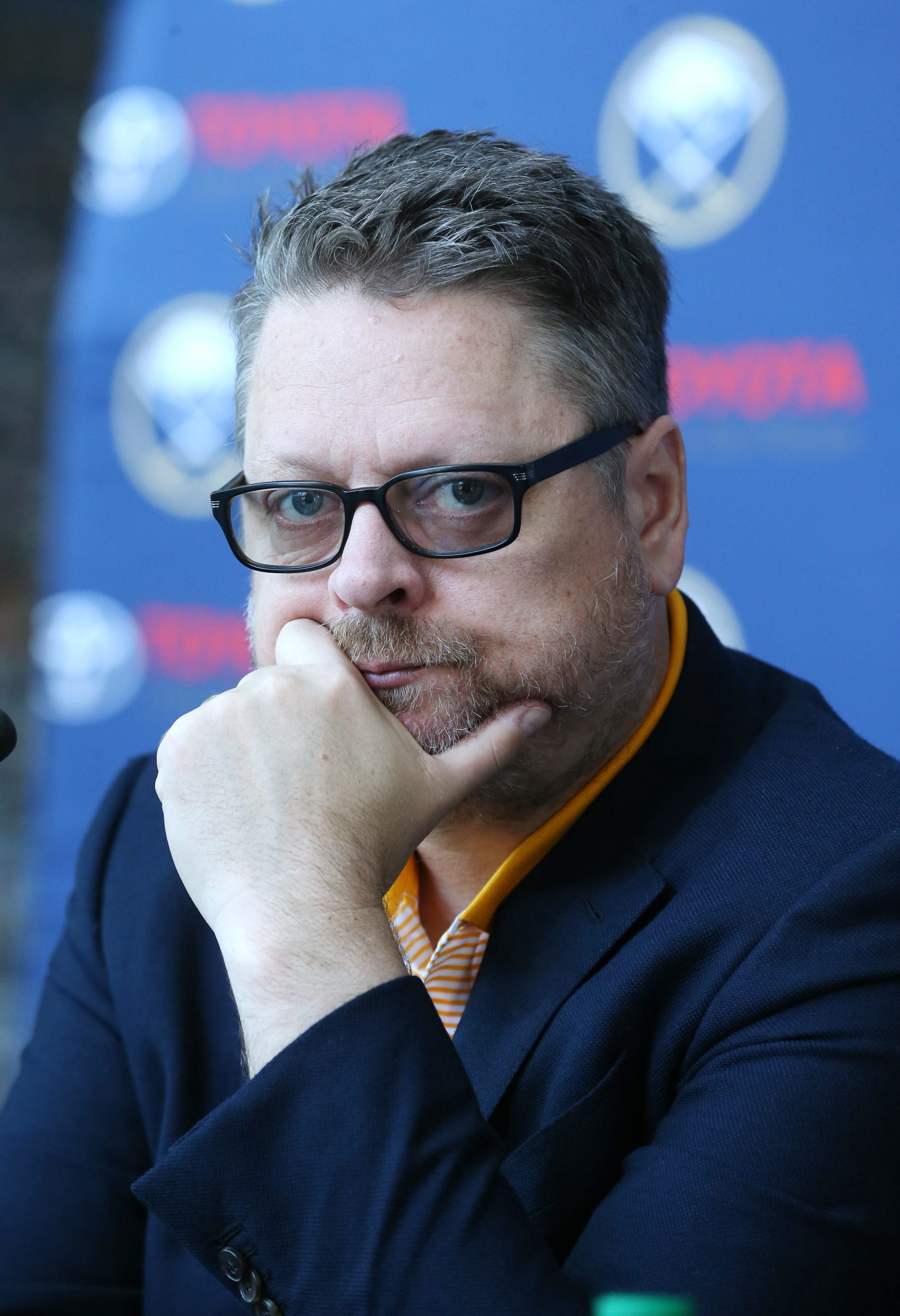 Sabres General Manager Tim Murray is still contemplating moves that will hasten the franchise's rebuilding efforts.