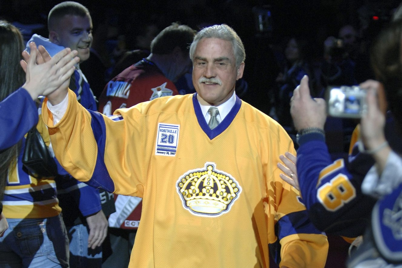 Former Los Angeles King Rogie Rosaire Vachon is finally getting the recognition he deserves.