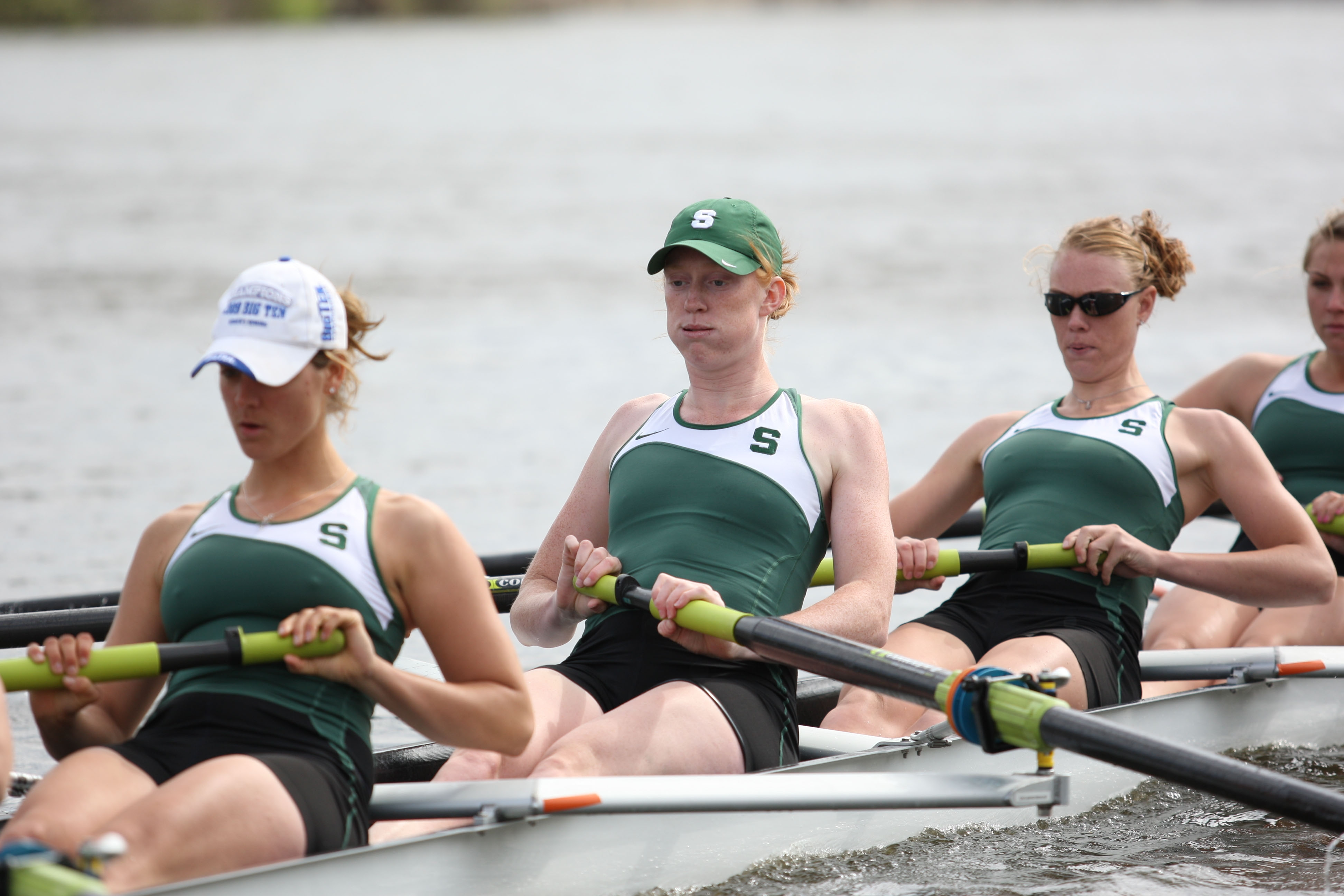 Emily Regan will be a member of the women's eight rowing team at the Rio Olympics.