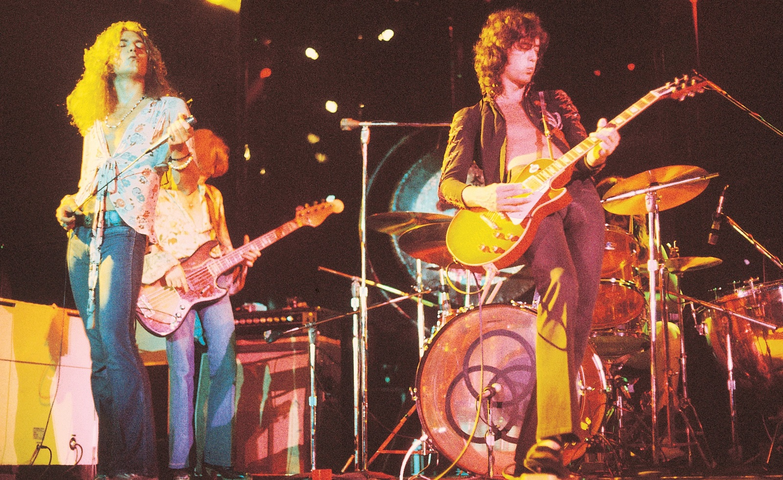 Spirit has sued Led Zeppelin, pictured, over 'Stairway to Heaven.'