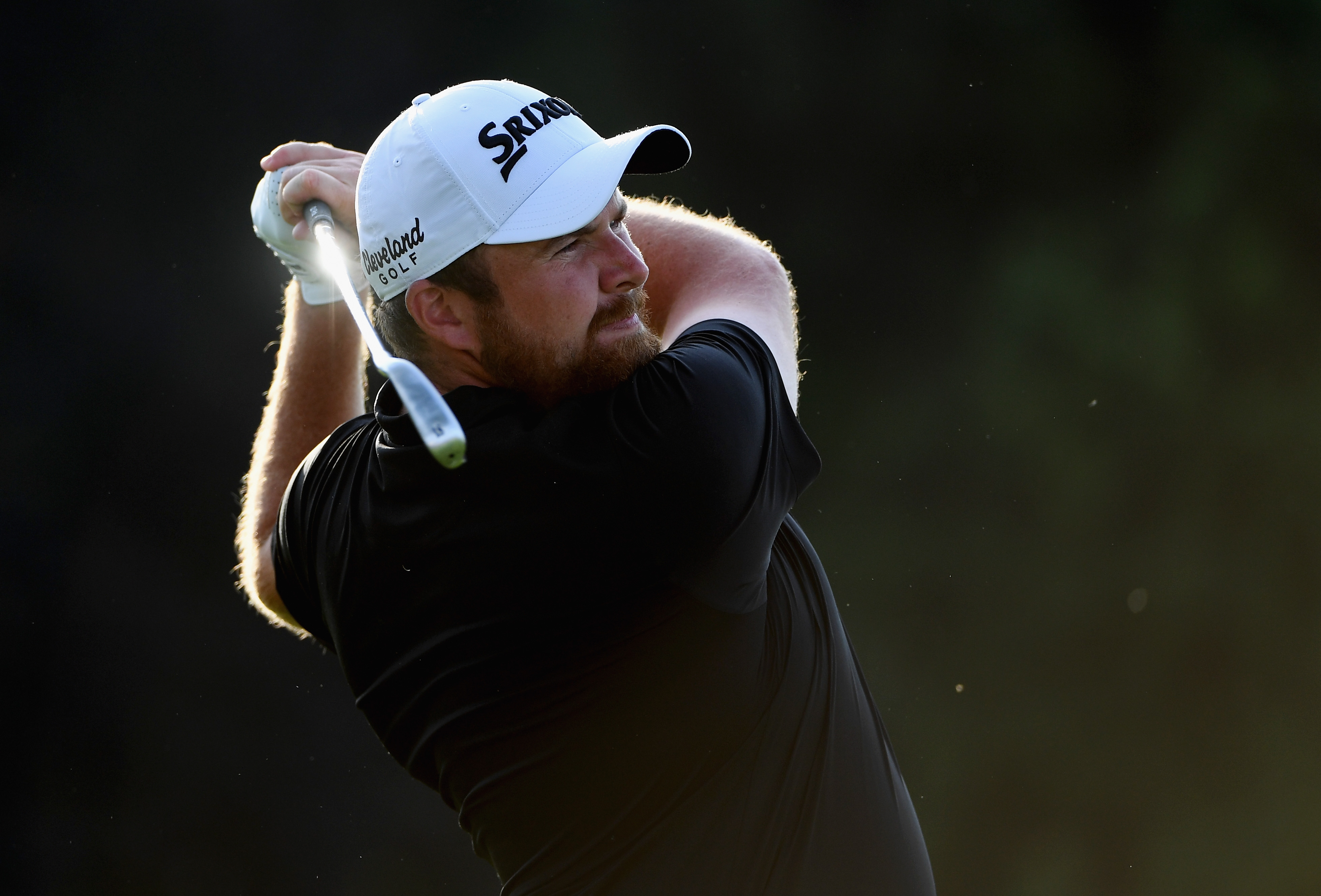Shane Lowry will take a four-shot lead into the final round of the U.S. Open. (Getty Images)