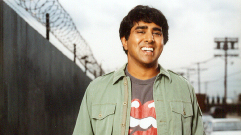 Before forming Broken Lizard, Jay Chandrasekhar started standup comedy in his hometown of Chicago.