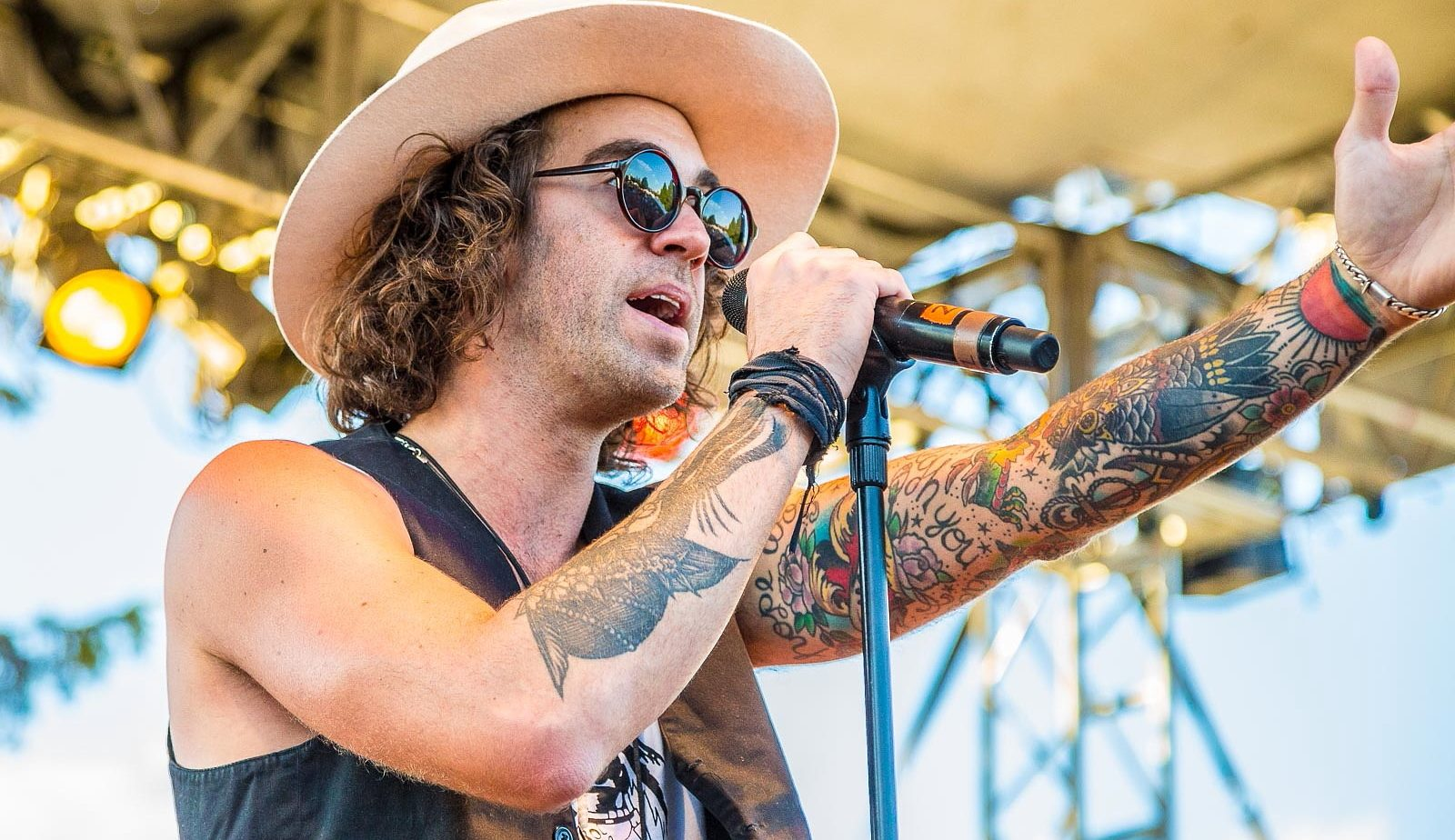 American Authors was the headliner for the 2016 Starry Night In the Garden. (Don Nieman/Special to The News)