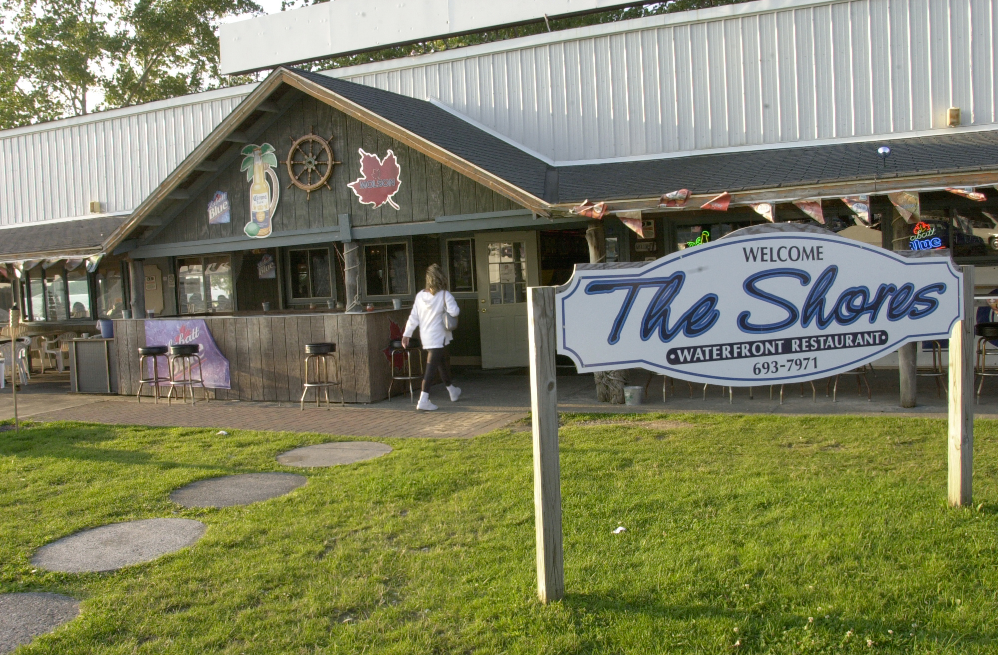 The Shores Waterfront Restaurant in North Tonawanda. (News file photo)