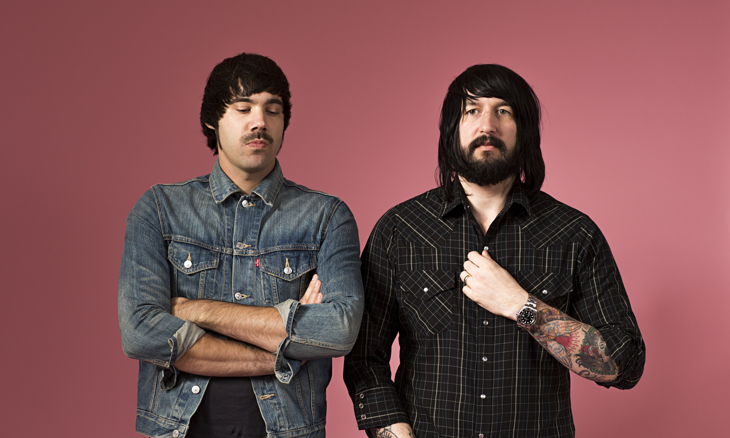 Toronto's Death From Above 1979 will no longer play Kerfuffle on Jul 23.