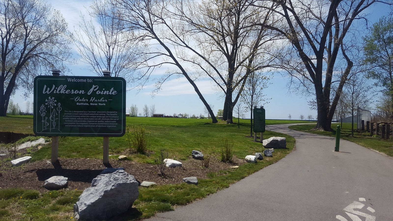 Wilkeson Pointe in Buffalo's Outer Harbor will be the setting for the Buffalo Brewers Festival.