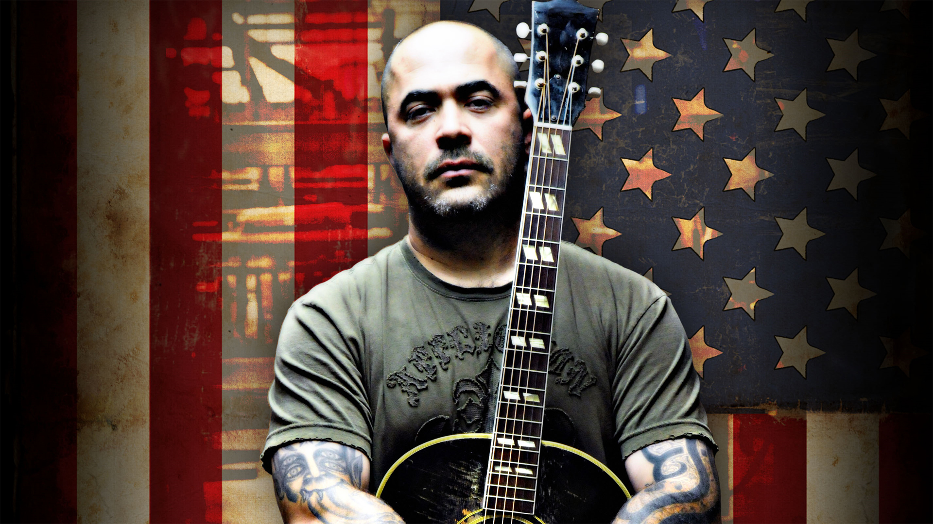 Former Staind front-man Aaron Lewis will perform at Town Ballroom on Feb 4.