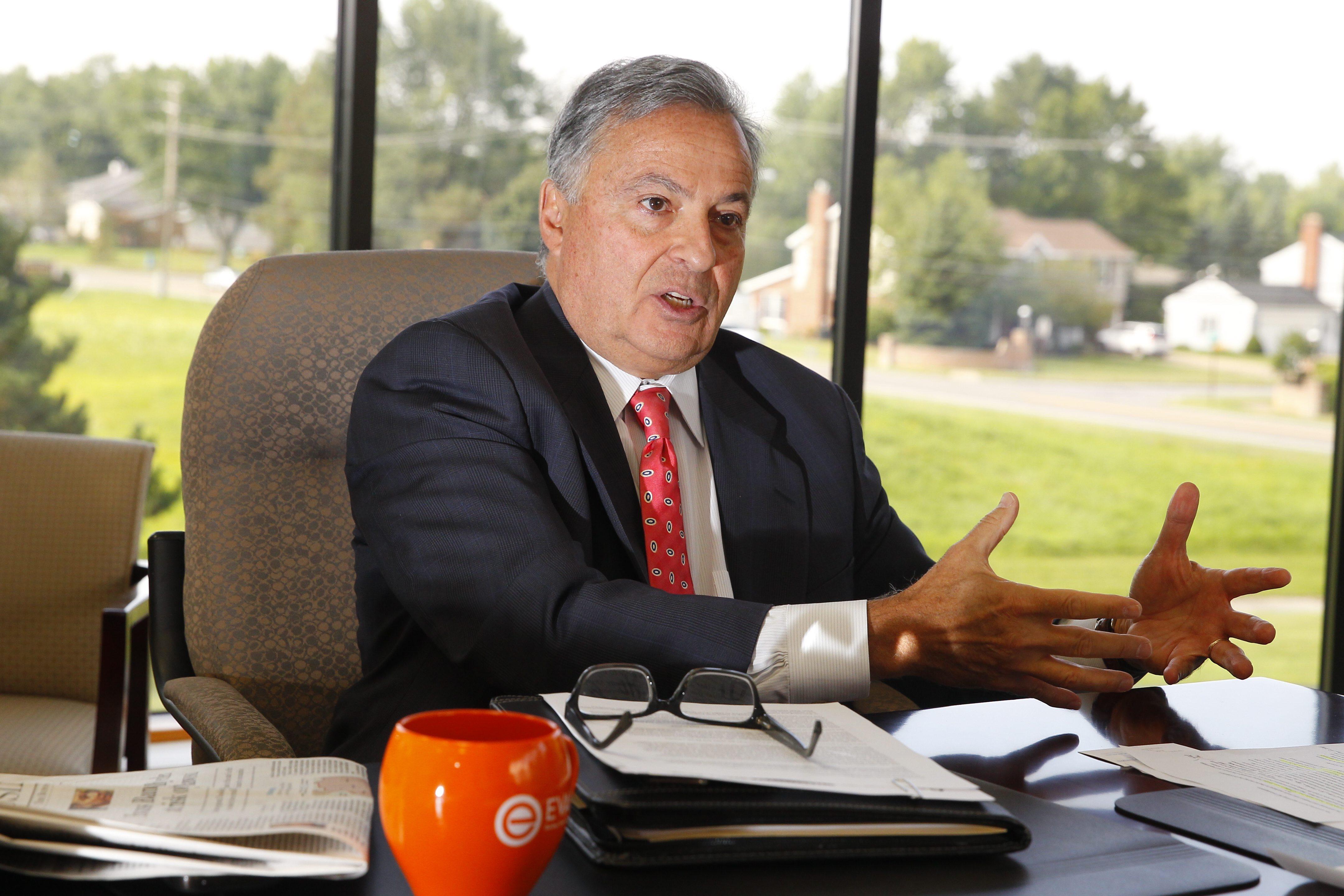 Dennis Vacco. (News file photo)