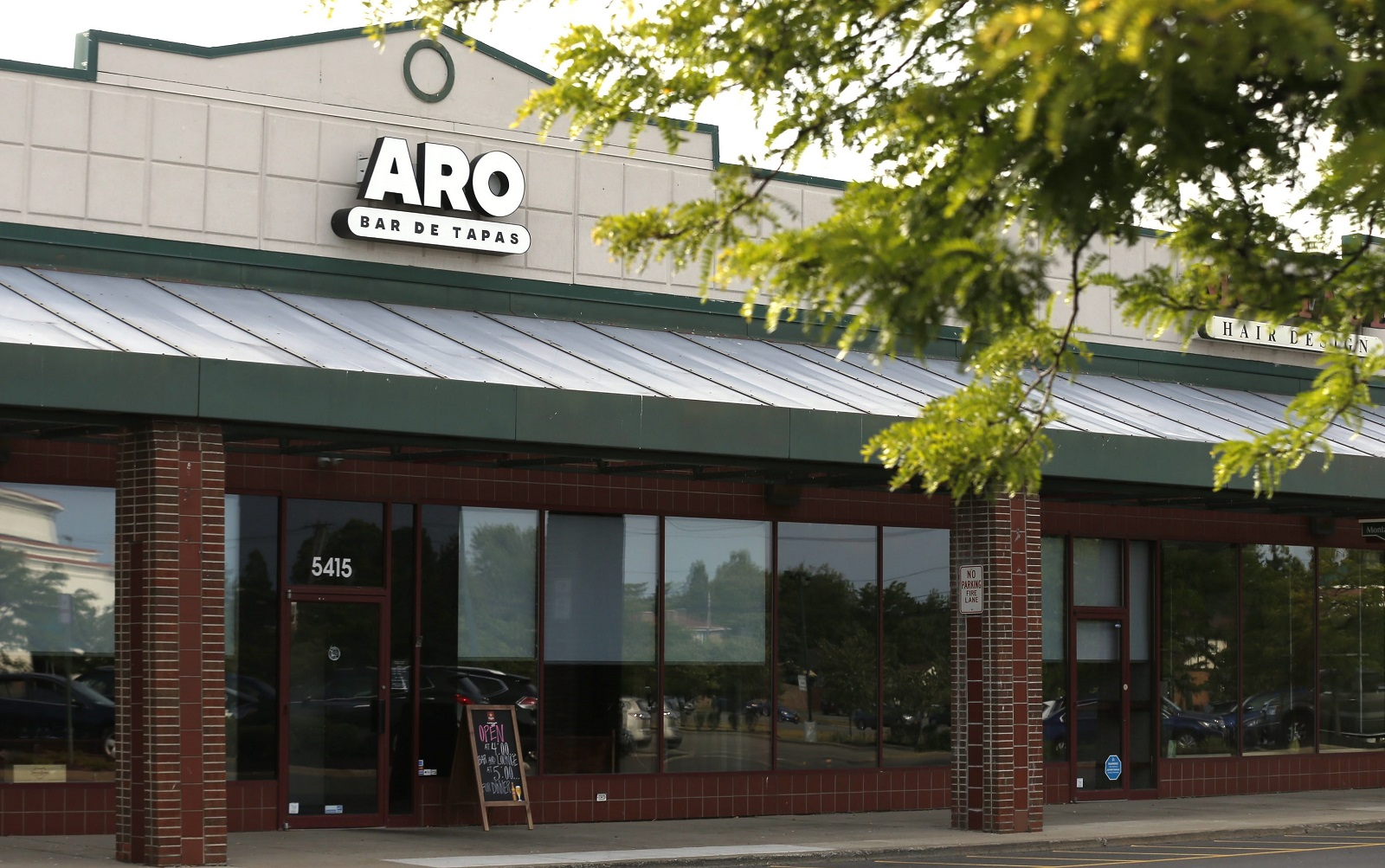 Aro Bar De Tapas on Sheridan Drive in Amherst. (Robert Kirkham/Buffalo News)