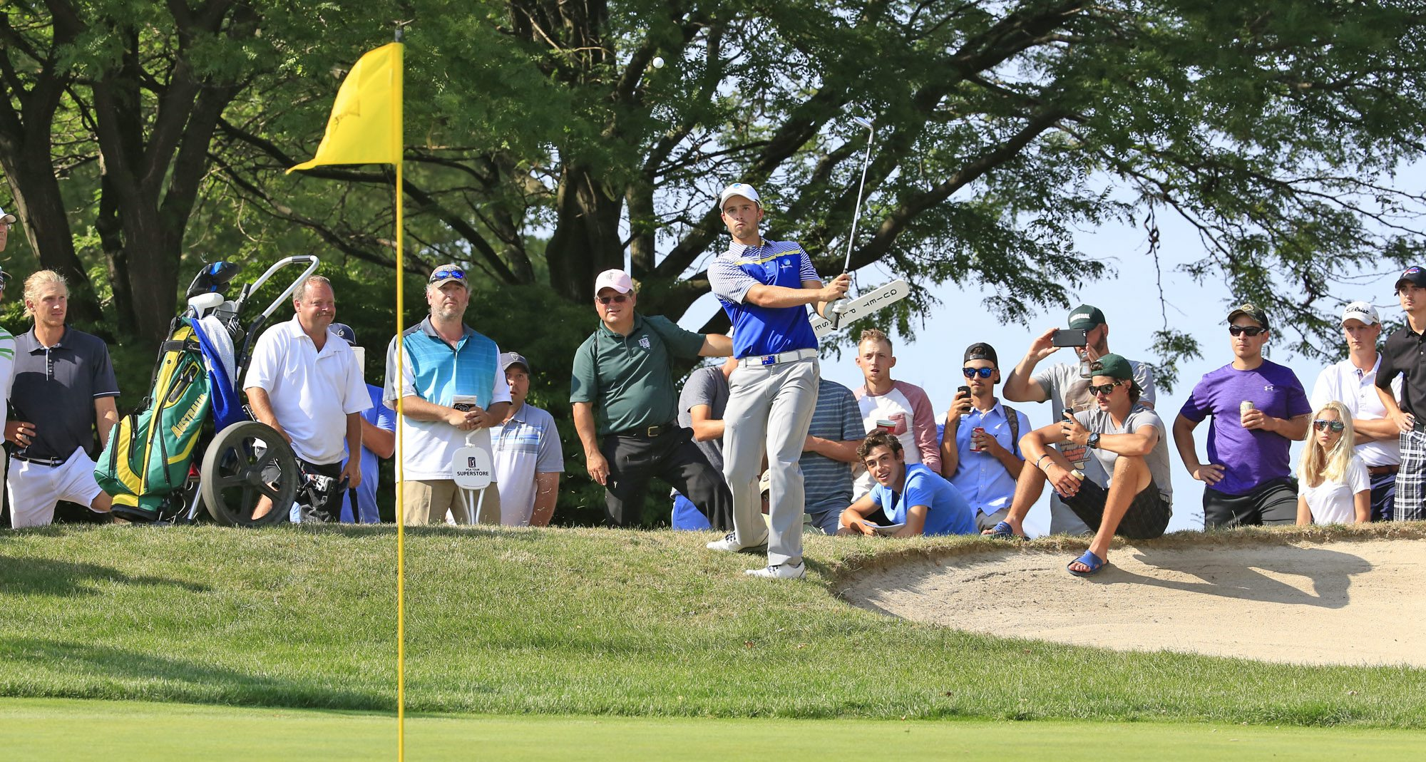 Two top All-Americas highlight Porter Cup golf field