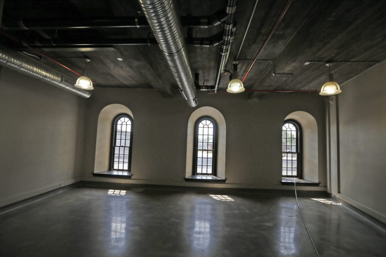 The Underground Railroad Museum will be located in the old customs house. (Robert Kirkham/Buffalo News)