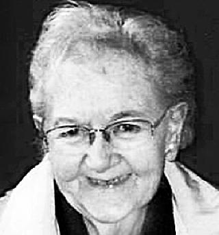 HERMS, Yvonne Margaret (Hall)