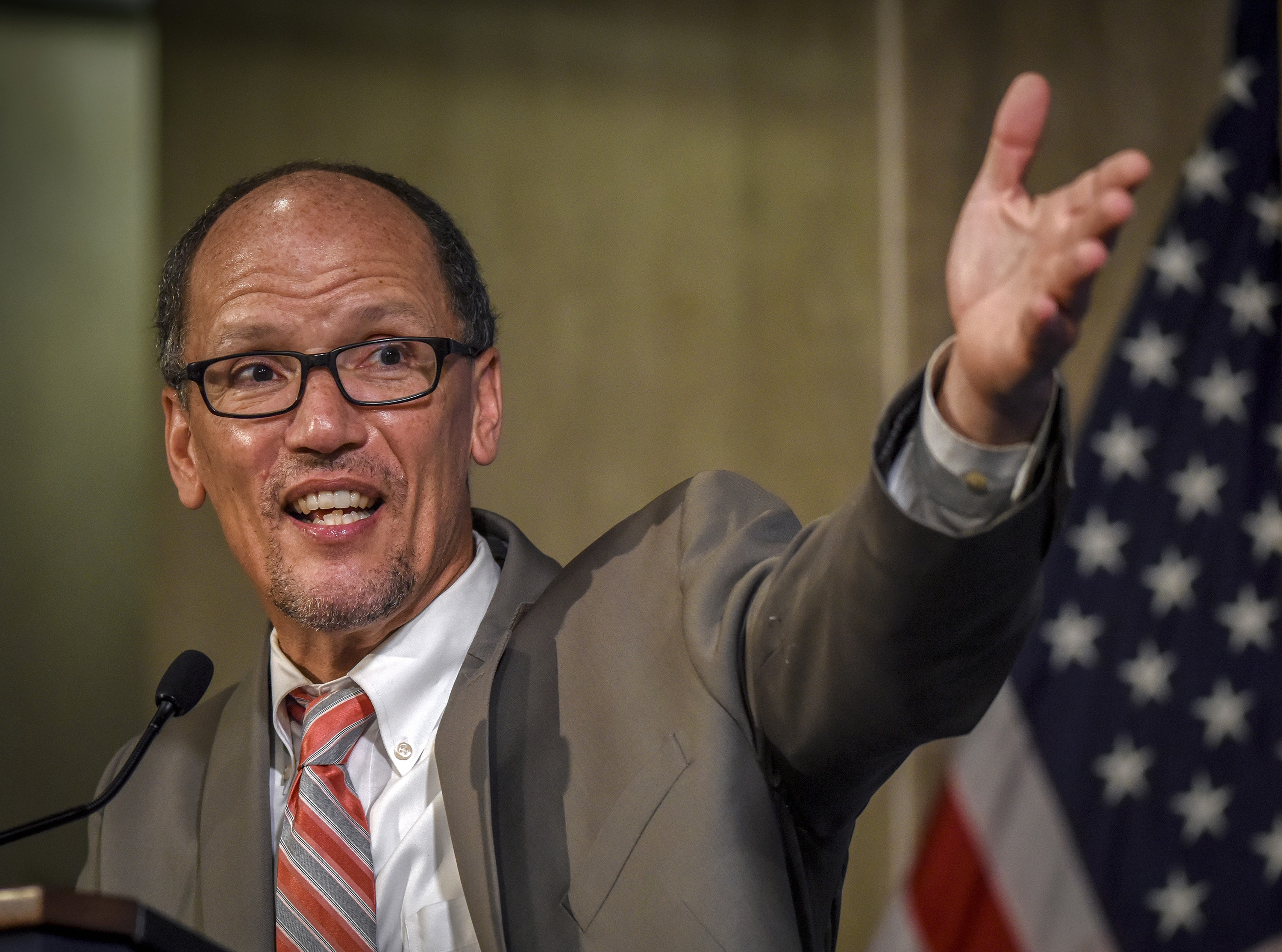 Snyder native Thomas Perez is said to be on the short list as Hillary Clinton's choice for running mate.