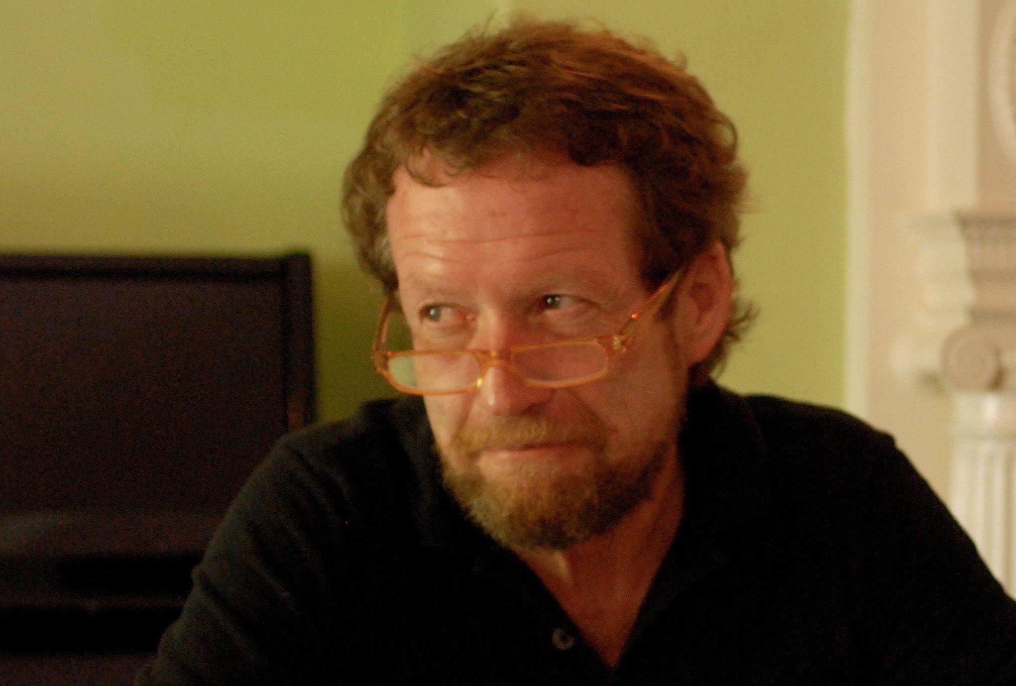 Political consultant Joe Slade White.
