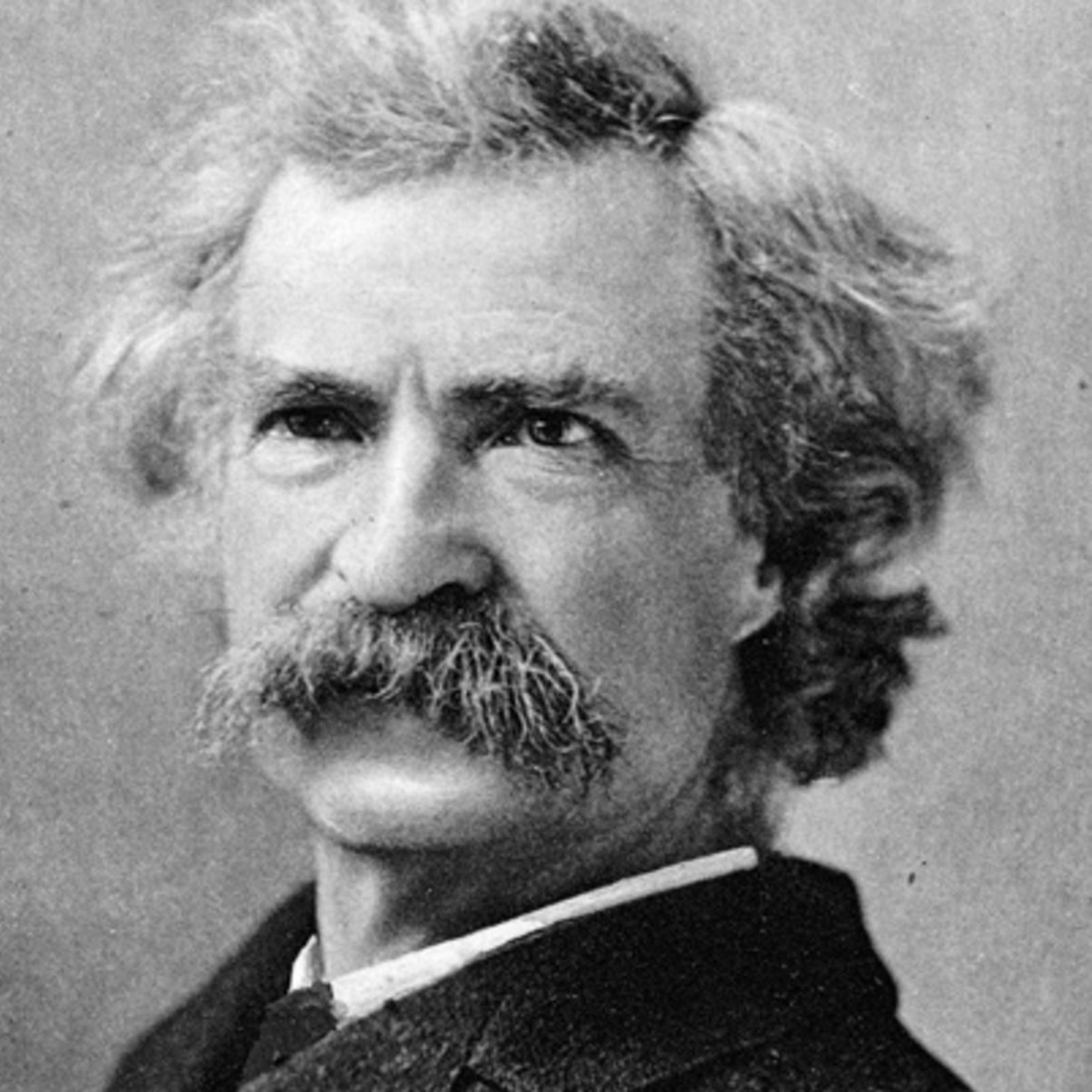 """""""The Statesman and the Storyteller,"""" about Mark Twain's friendship with John Hay, may have credibility issues."""