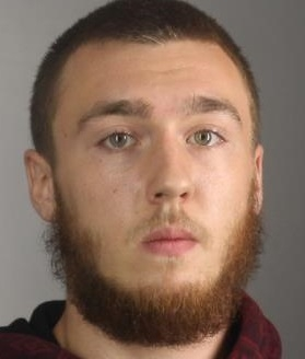 Kody Schroeder, 19, of Sardinia, faces vehicluar manslaughter and vehicular assault charges. (Erie County Sheriff's Office)