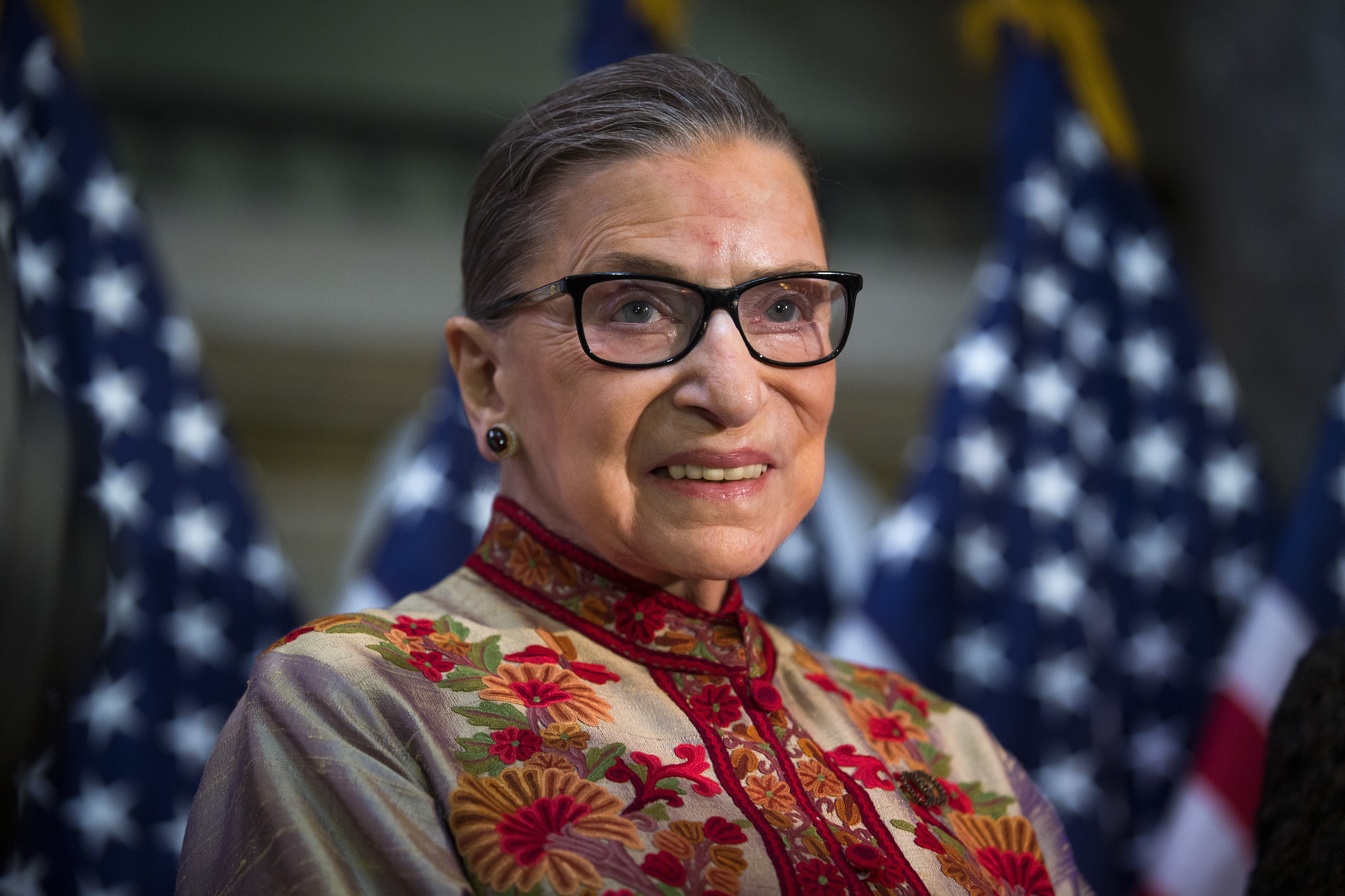 Justice Ruth Bader Ginsburg's criticism of Donald Trump, the presumptive Republican presidential nominee, was highly inappropriate. (New York Times file photo)