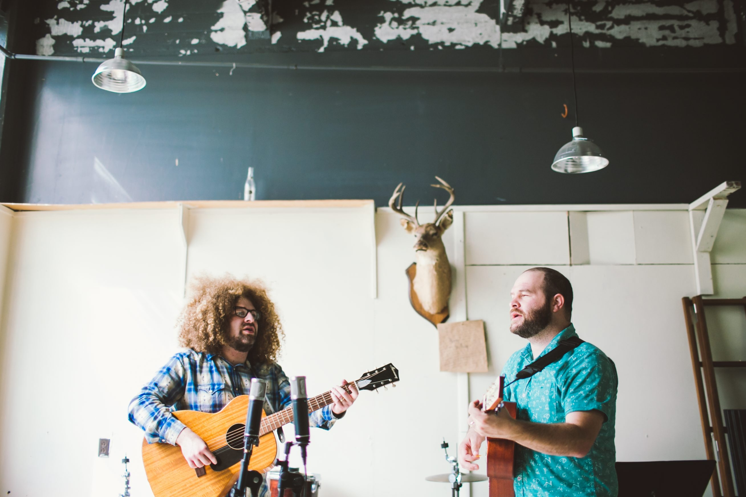The Brothers McClurg will be playing two shows at Kingdom Bound.