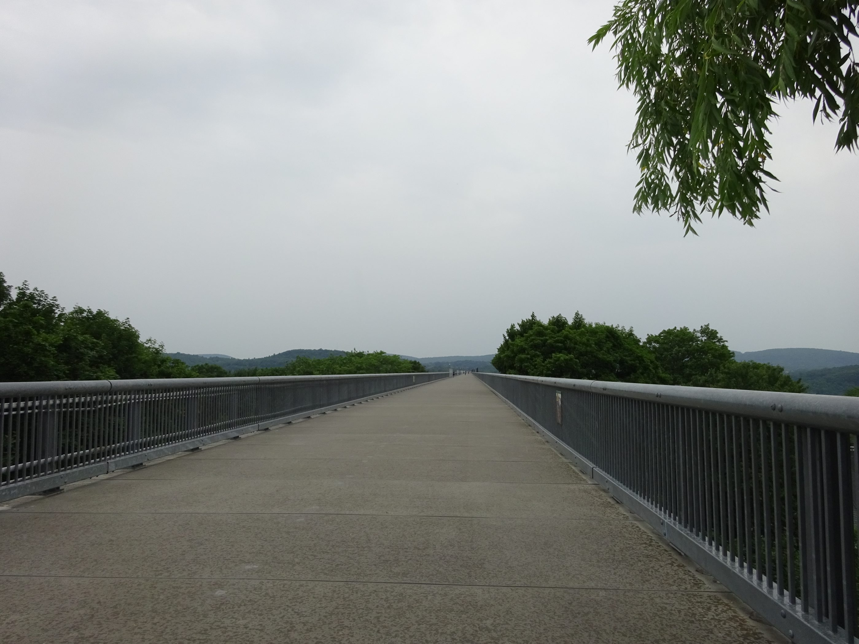 The Walkway Over the Hudson has been designated a National Historic Civil Engineering Landmark.