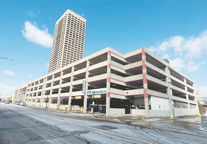 Seneca One Tower will be vacant in 60 days.   (John Hickey/Buffalo News)