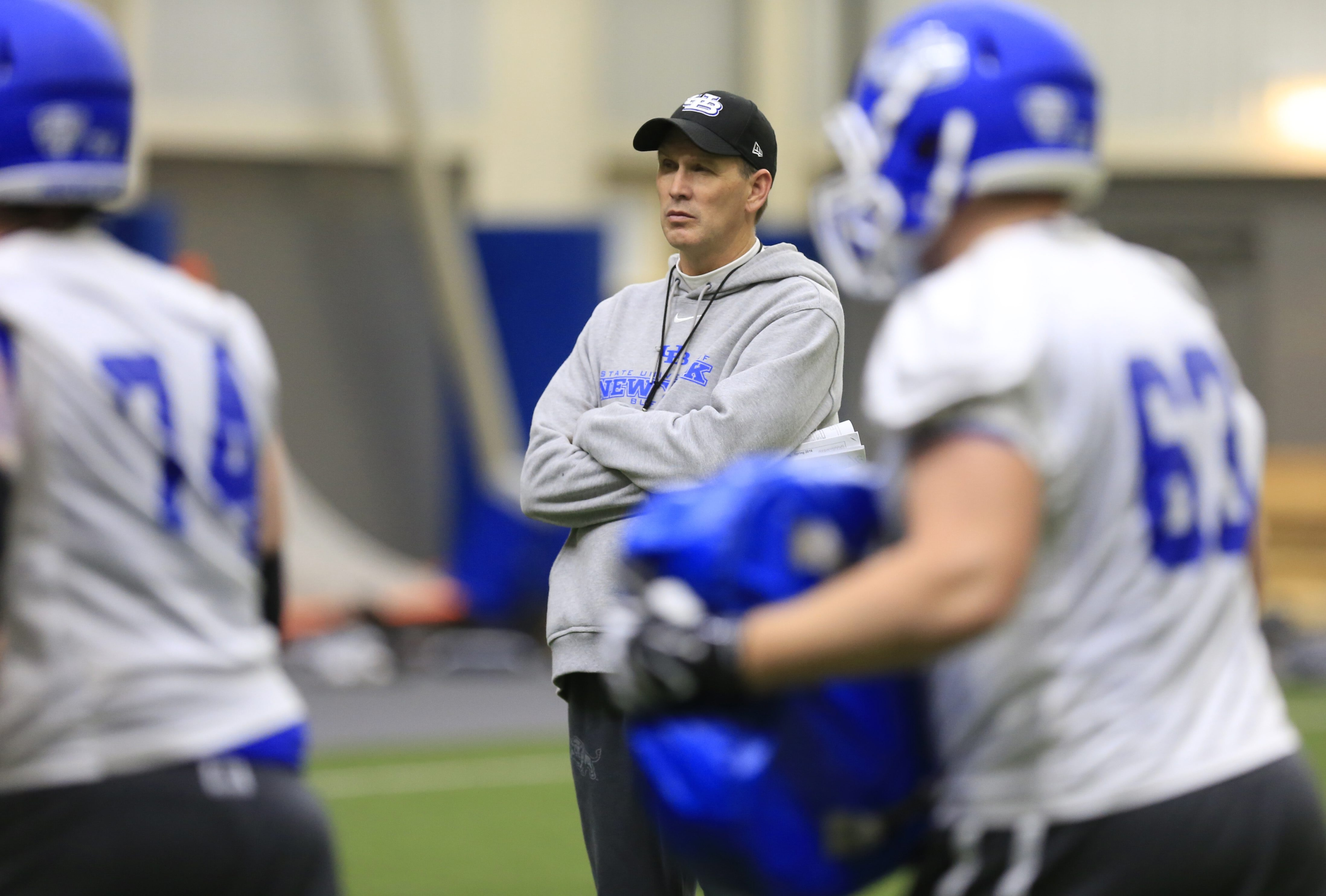 University at Buffalo head coach Lance Leipold is hoping that some transfers from junior college can add depth to his roster for the coming season.