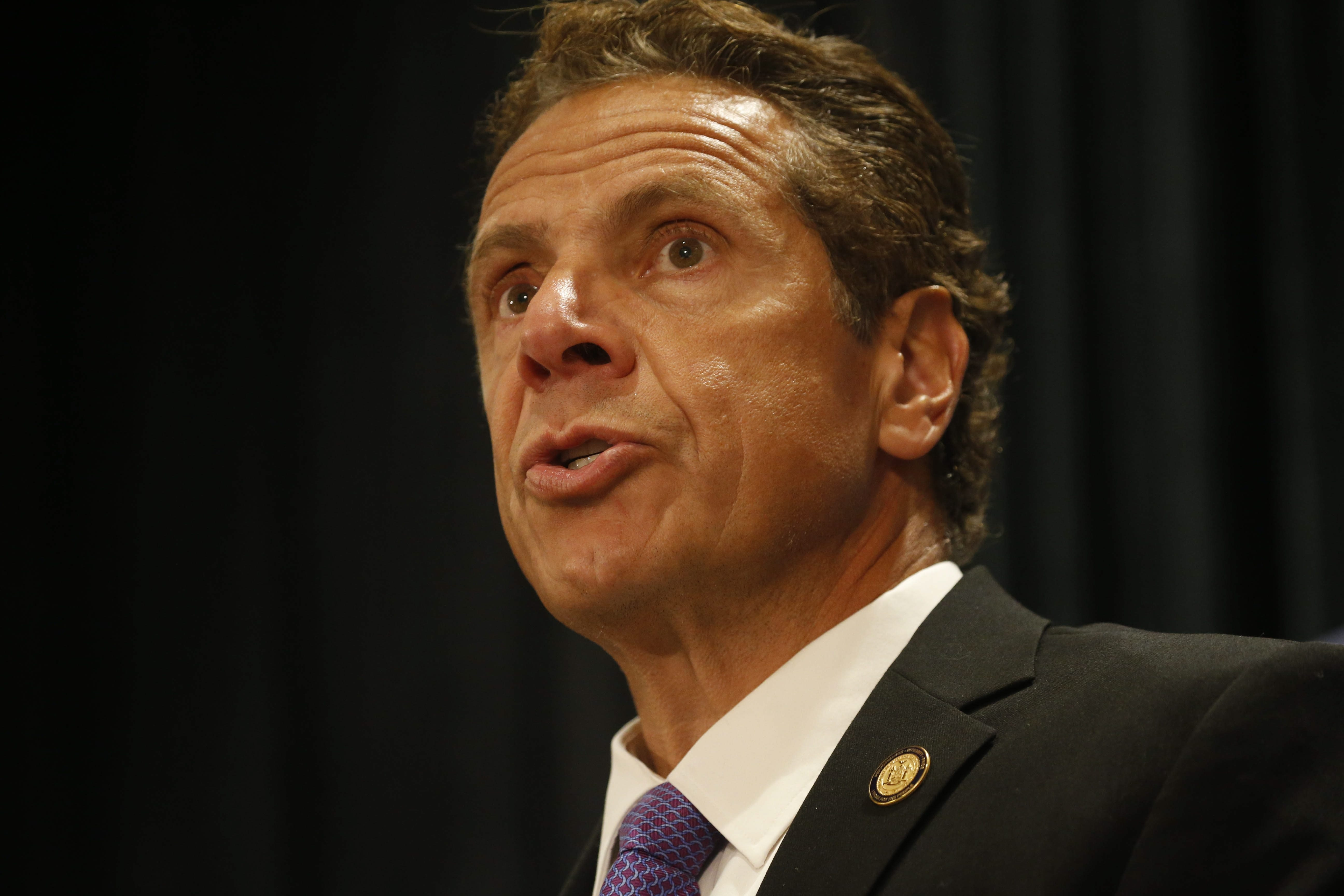 Cuomo calls New York 'progressive bellwether for the nation' at Democratic convention