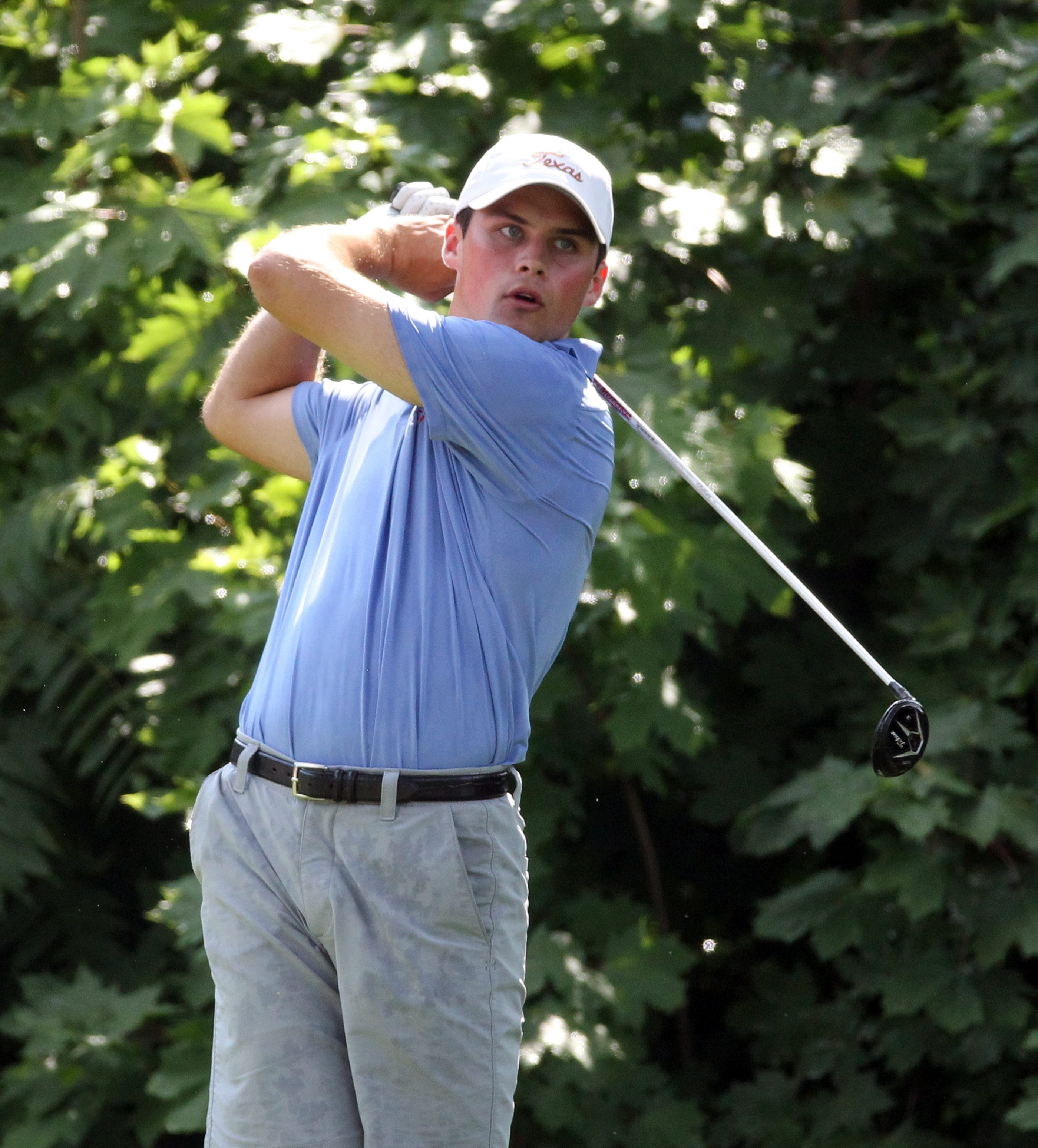 Gavin Hall proving he's man to beat at Porter Cup