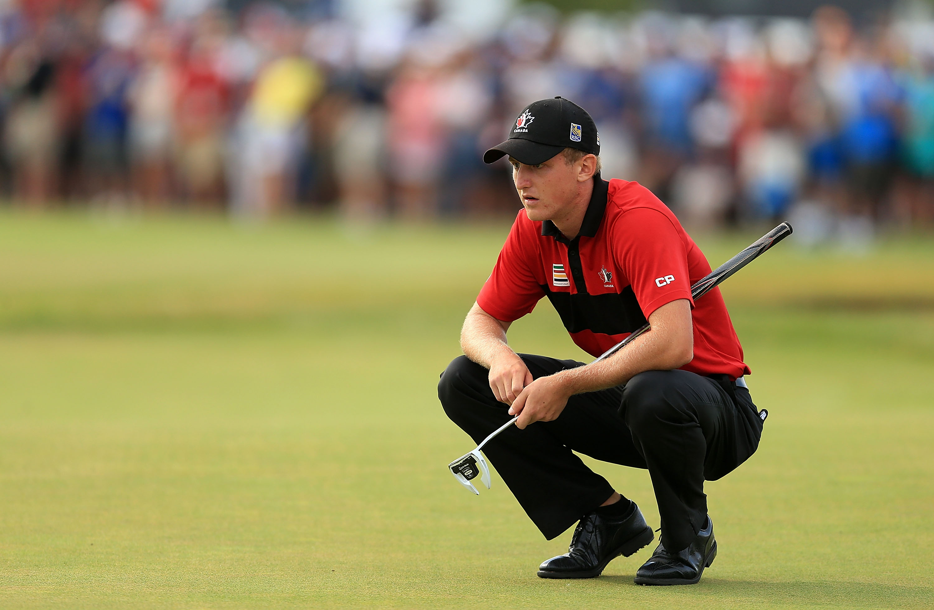 Jared du Toit heads to the Porter Cup after an eye-opening showing at the Canadian Open (Getty Images)