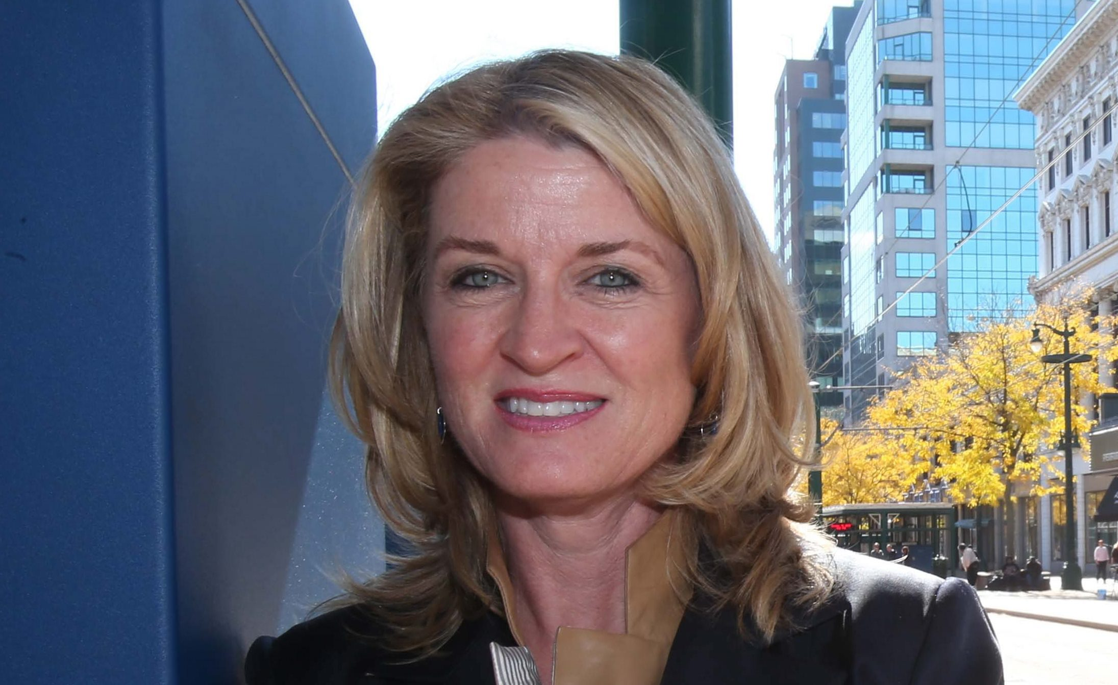 Wendy Long is a former candidate for U.S. Senate. (News file photo)