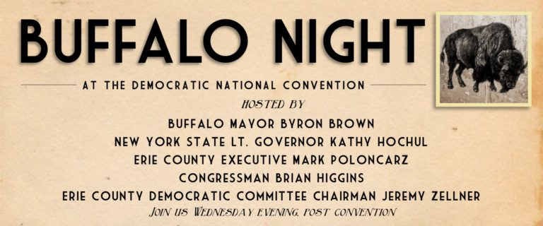 Buffalo Night at #DNCinPhilly