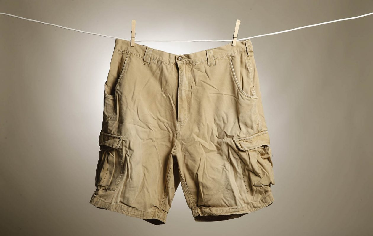Cargo shorts: Are you for or against? (Derek Gee/Buffalo News)