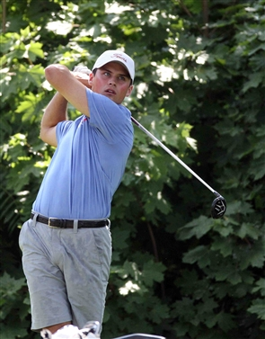Gavin Hall ranks high on Rochester's list of PGA Tour hopefuls. (James P. McCoy/Buffalo News).