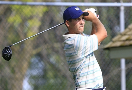 Michael Boss shot his second straight 71 to top the local contingent (Harry Scull Jr./Buffalo News).