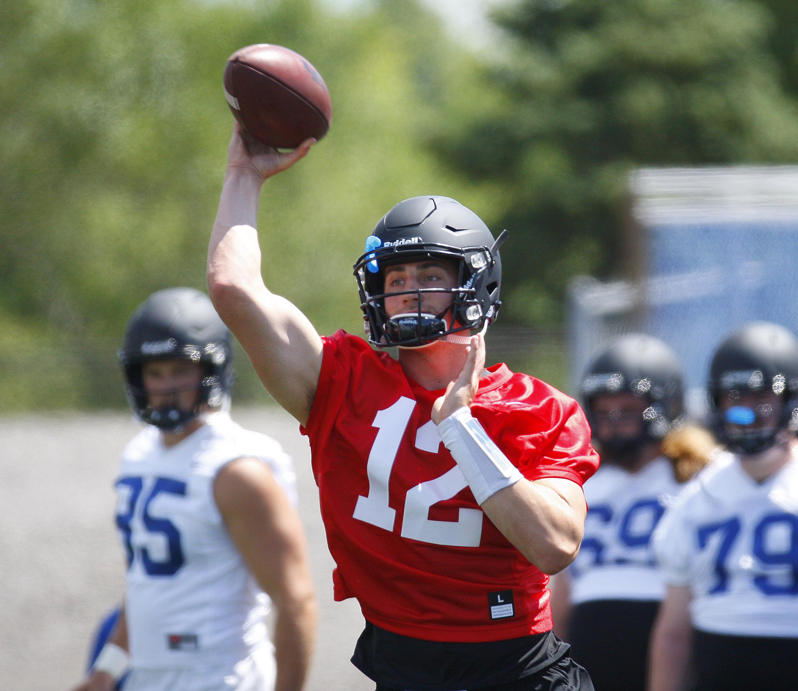 Drew Anderson (Harry Scull Jr./Buffalo News)