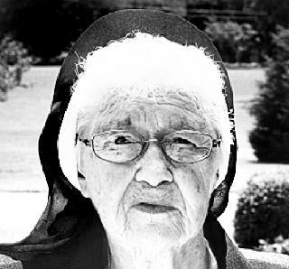 SISTER THOMAS AQUINAS LENNON, SSJ,