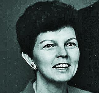 """McPARTLAND, Kathleen Augusta """"Kathy"""""""