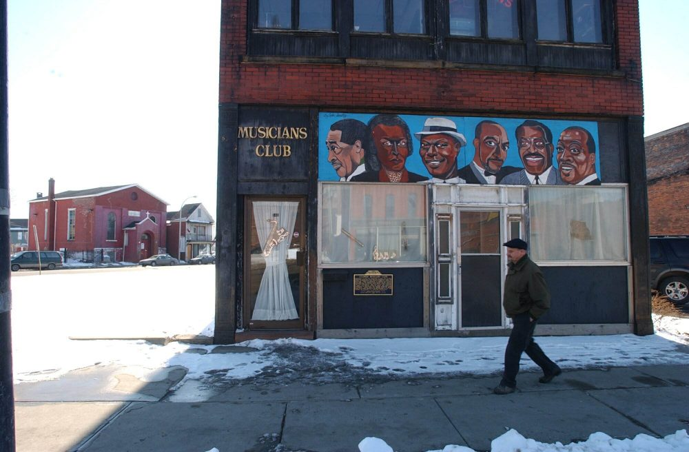 The Colored Musicians  Club Jazz Museum is among the local institutions that will offer free admission in September. (Harry Scull Jr./Buffalo News)