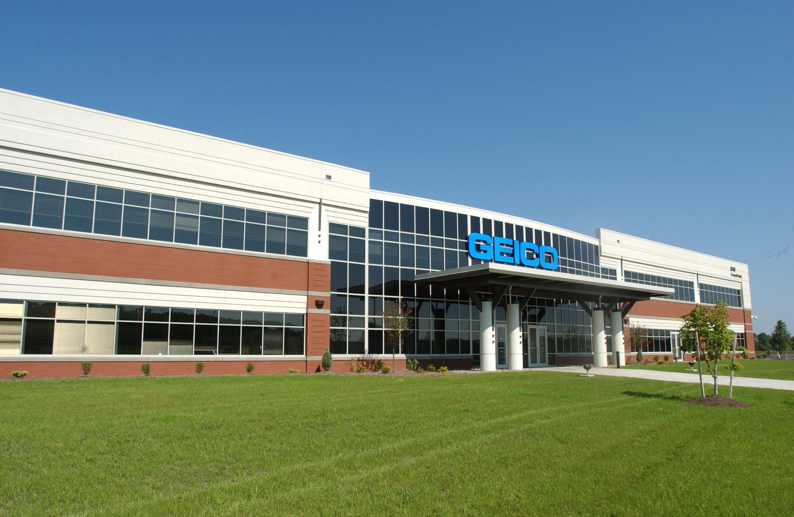 Geico's regional office in Getzville. (News file photo)