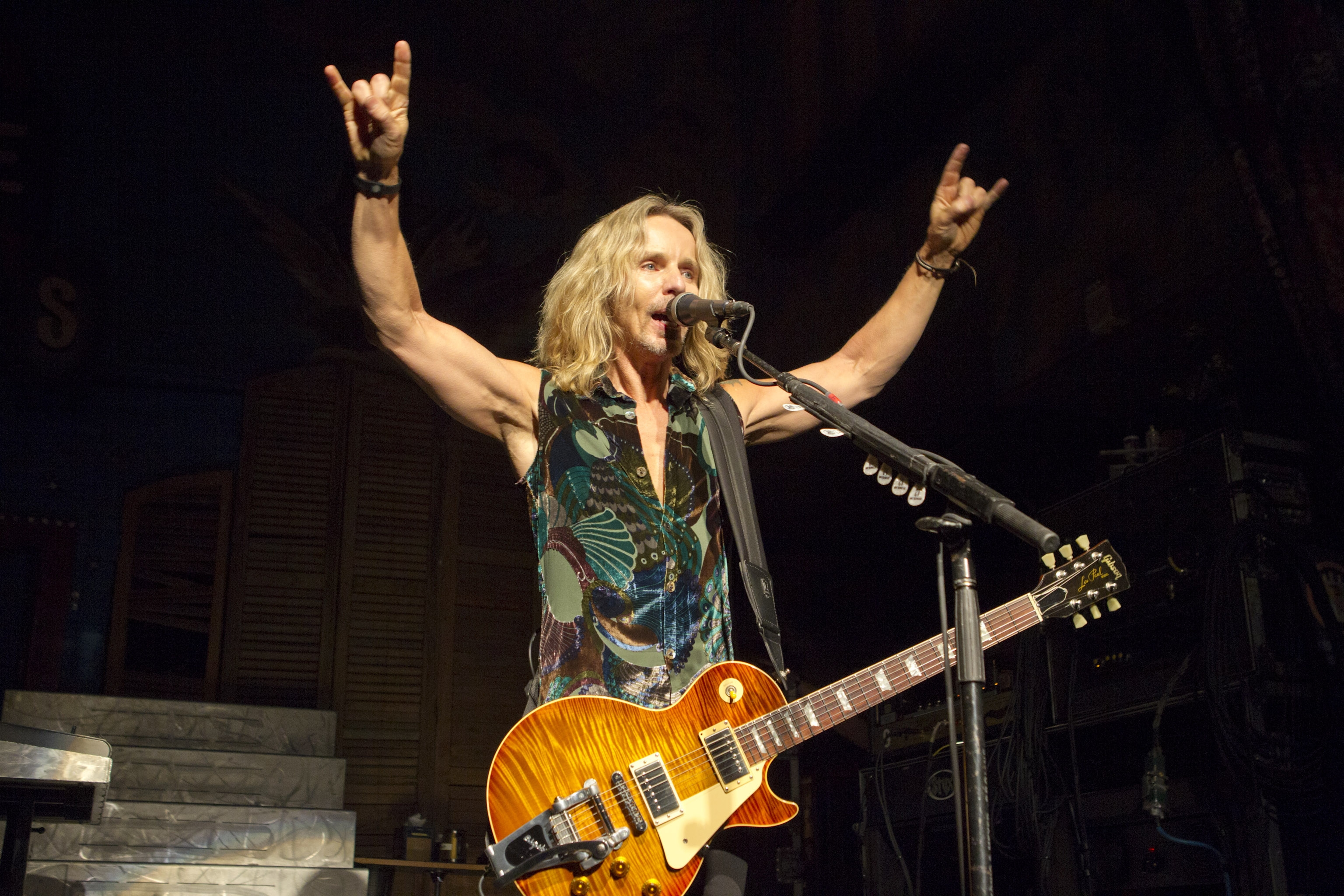 Styx will take the stage Aug. 16 for the Tuesdays in the Park series at Artpark in Lewiston.