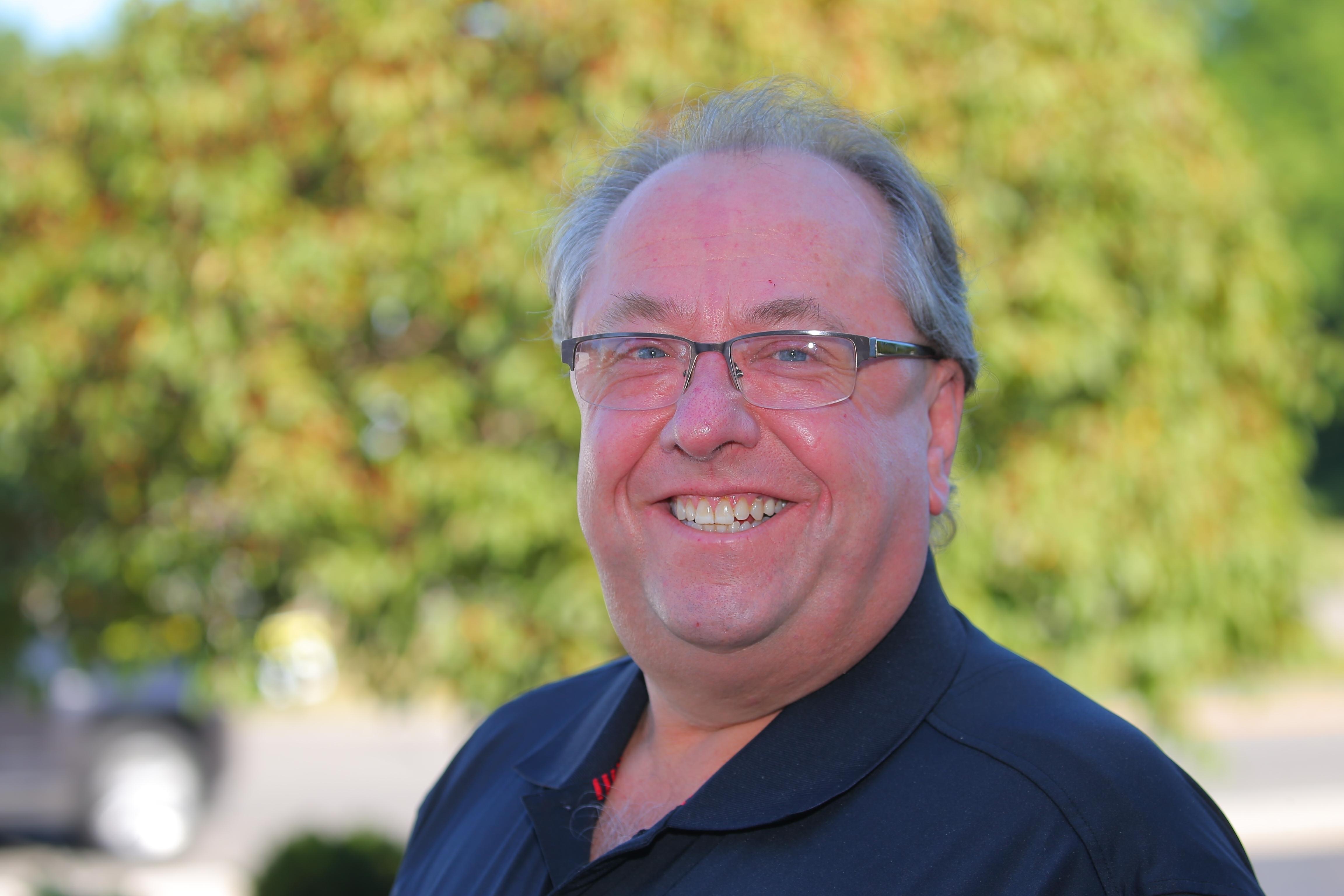 Mike Landers is organizing Elks fundraiser.