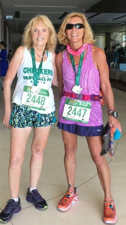 Barbara Sauer and Mary Jo Gervase found a welcoming country when they journeyed to run a half-marathon in Vietnam.