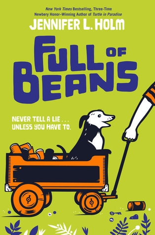 Books in Brief: Full of Beans by Jennifer Holm, Zap! Nikola Tesla Takes Charge by Monica Kulling