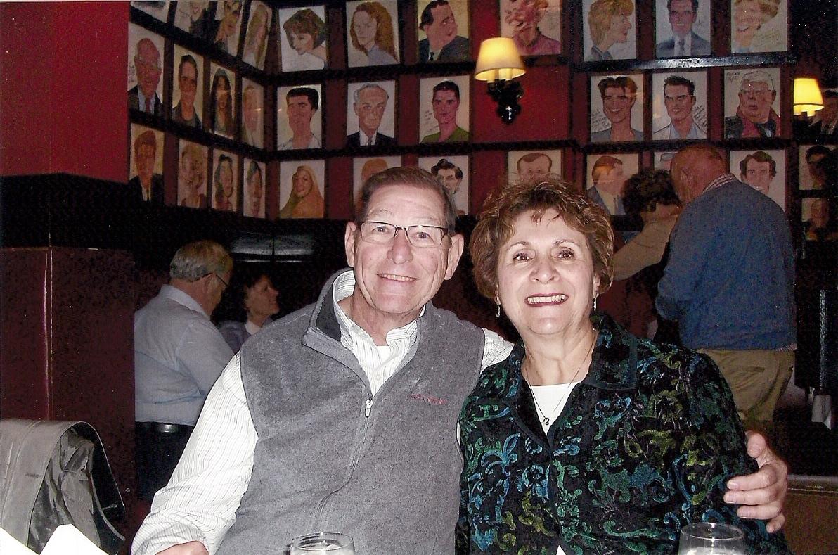 Paul and Diana Szczepanski