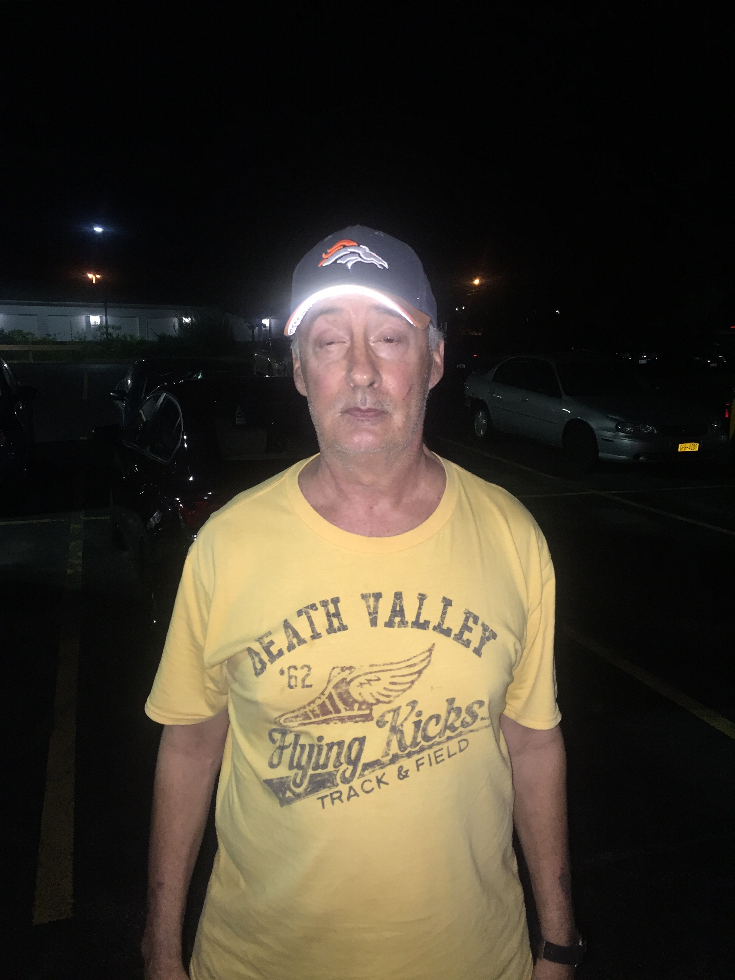 Authorities are looking for Glen Beecher, 61, who was last seen on South Park Avenue in Hamburg. (Erie County Sheriff's office)