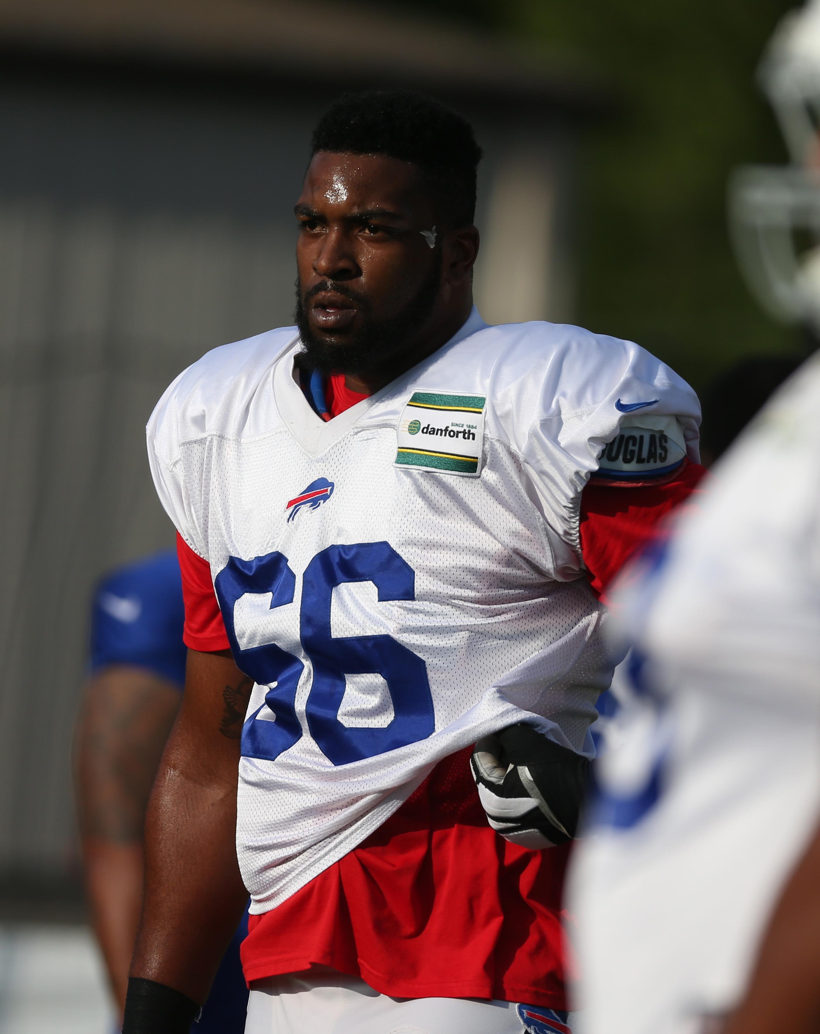 Buffalo Bills tackle Seantrel Henderson.
