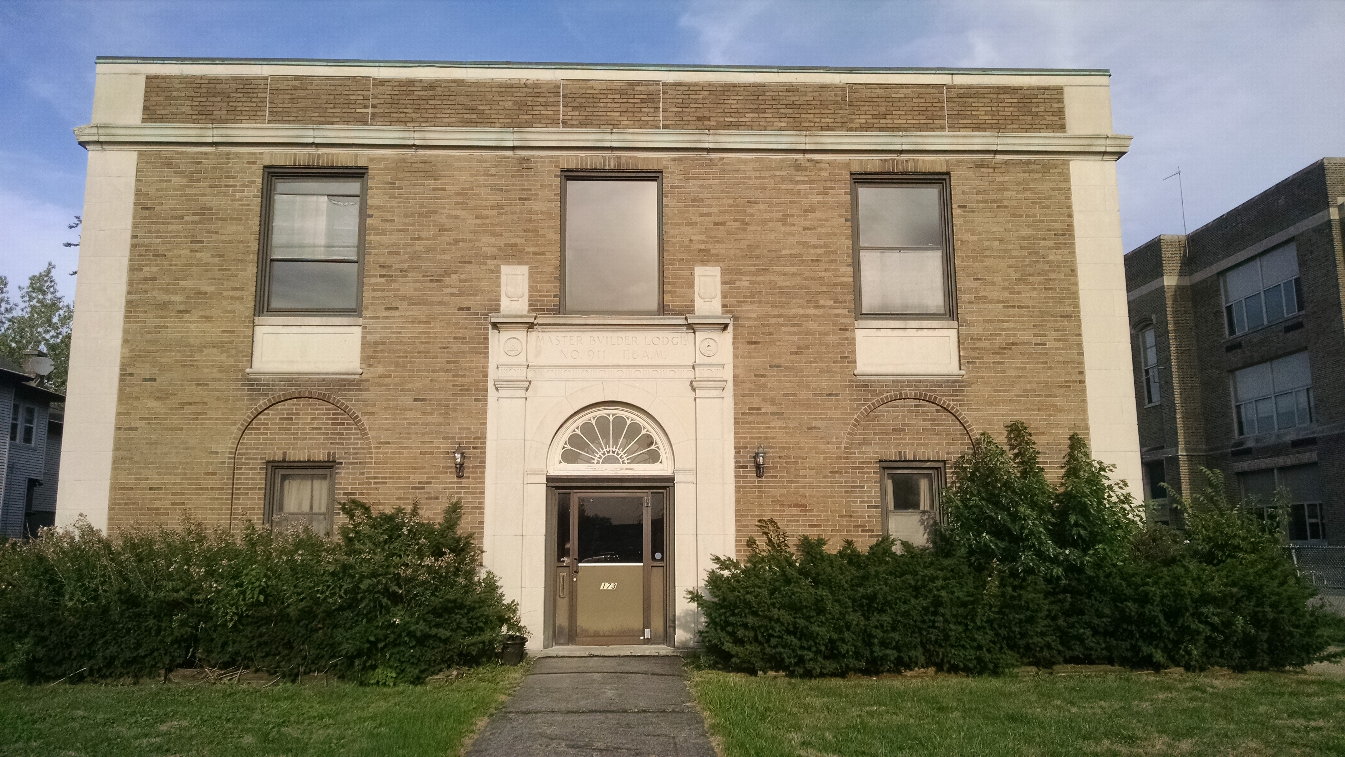 Lofts planned for former Masonic lodge in Kenmore