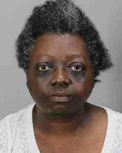Brenda Collins, 52, was charged with assault, menacing a police officer and criminal possession of a weapon. (Cheektowaga Police)